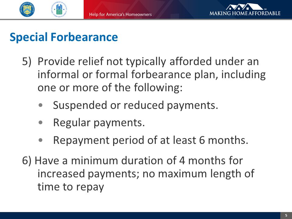 16 Preforeclosure Sale Minimum Net Sale Proceeds First 30 days – net 88% of As Is appraised FMV.