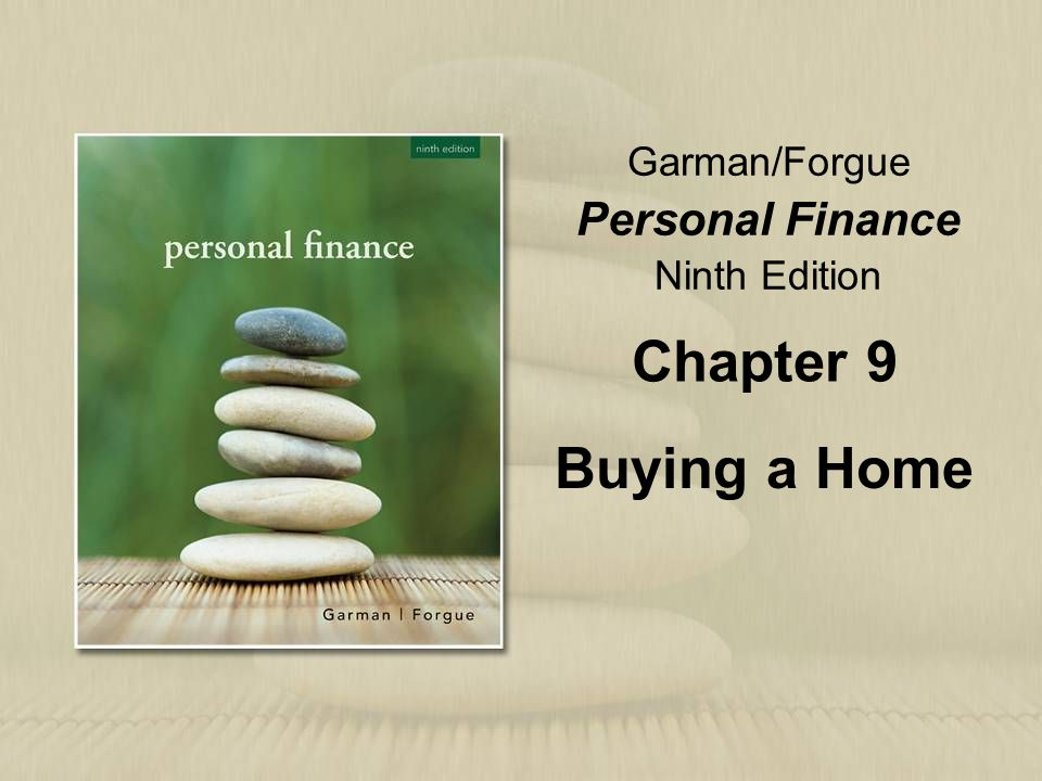 9 | 2 Learning Objectives 1.Decide whether renting or owning is better, both financially and personally.