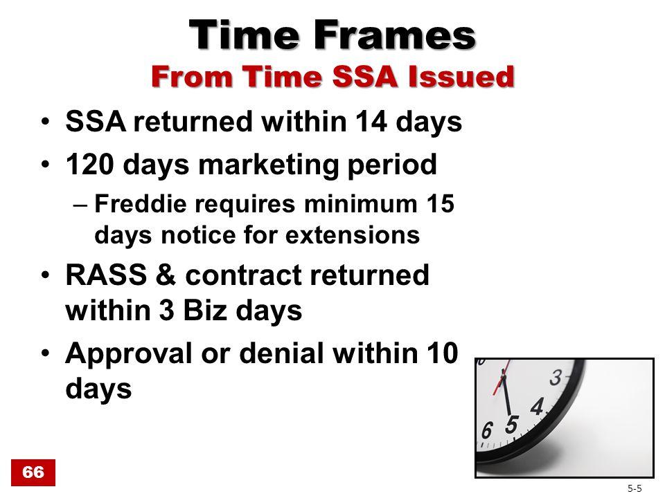 Fannie Mae SSA Deed-in-Lieu Fannie Mae SSA Deed-in-Lieu Fannie's Deed for Lease (D4L) DIL to Fannie Fannie leases back to borrower Low rent for 6 months 70 5-16