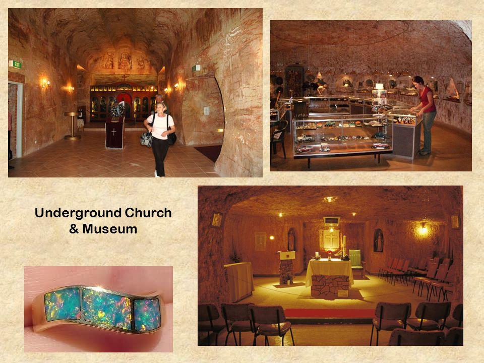 Underground Church & Museum