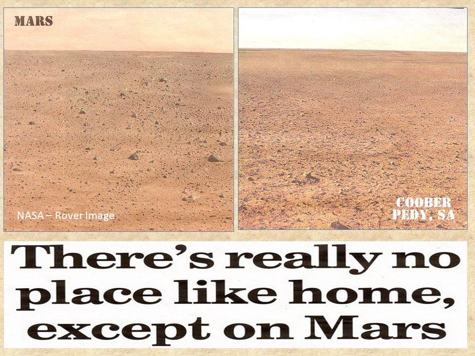 NASA – Rover Image