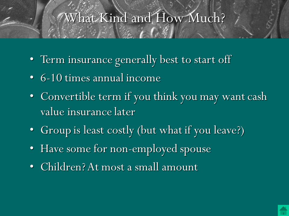 Similar concept as universal life insurance but owner of policy can decide how to invest the money in the savings component.Similar concept as universal life insurance but owner of policy can decide how to invest the money in the savings component.