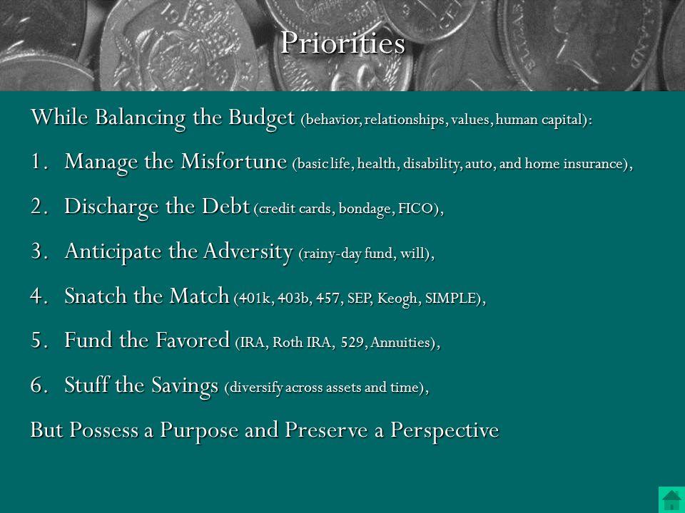 Self-Sufficiency Be like JoLene. But be like Grant, too.