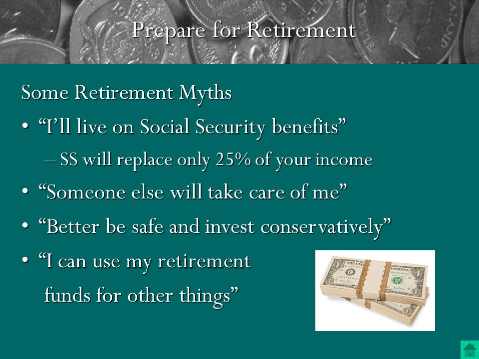 Retirement Buying a lottery ticket every week doesn't count as retirement planning. Ric Edelman Ric Edelman