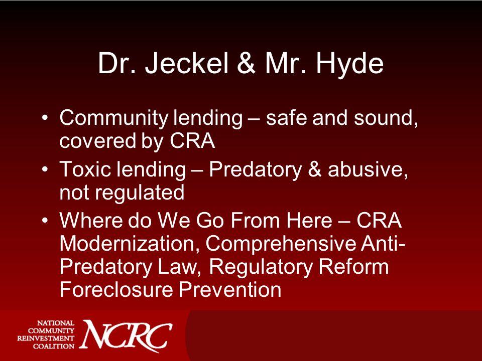 Dr. Jeckel & Mr.