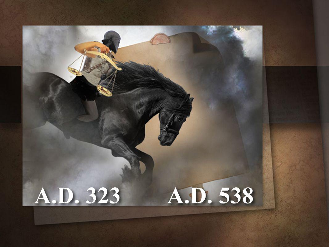 A.D. 323 A.D. 538