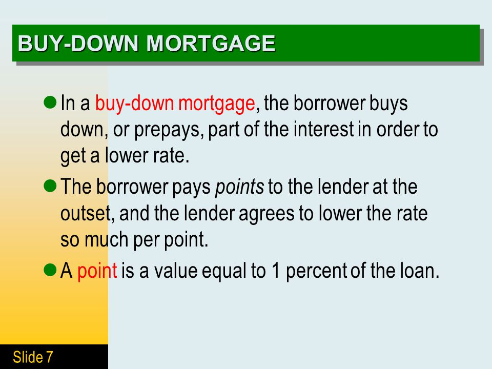 Slide 28 FEDERAL HOUSING ADMINISTRATION (FHA) During the Great Depression Established to help the housing industry get back on its feet Guaranteed loans and provided mortgage insurance Pioneered long-term loans