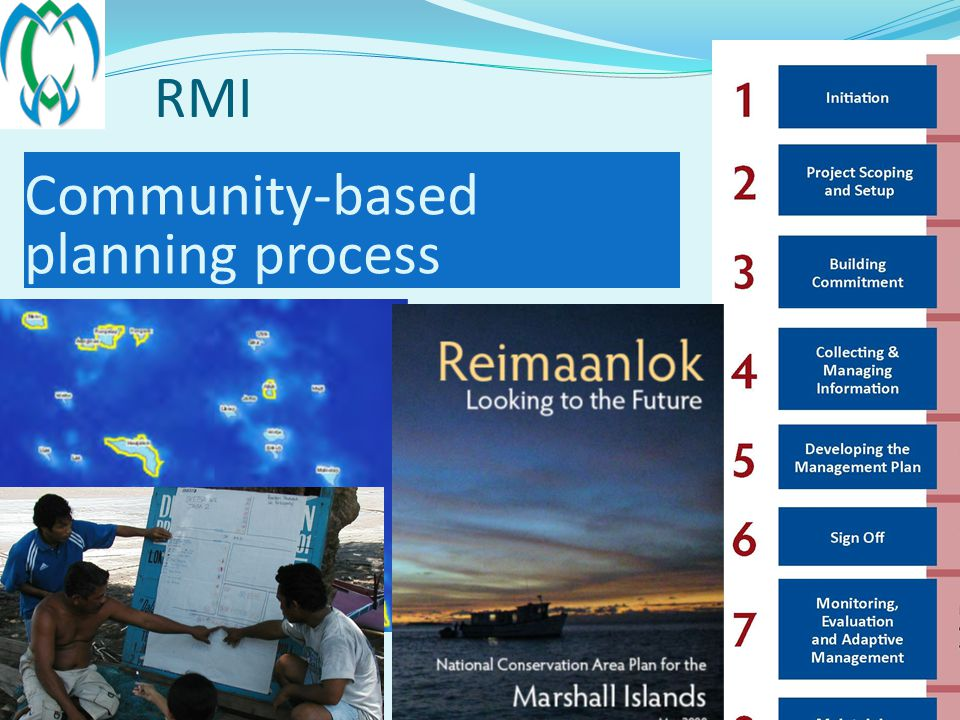 13 Community-based planning process RMI