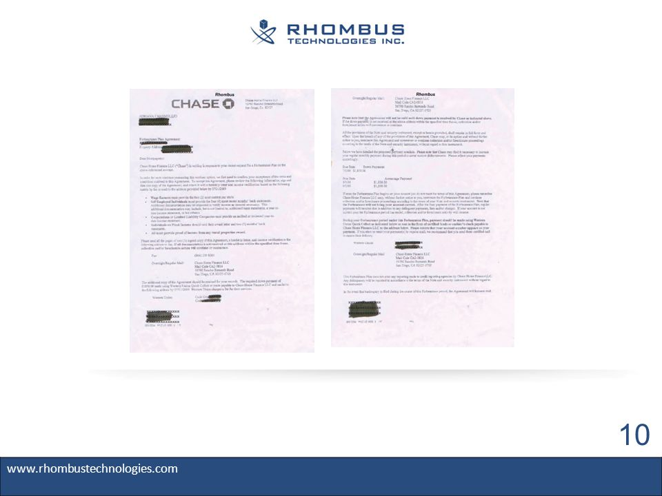 www.rhombustechnologies.com 10
