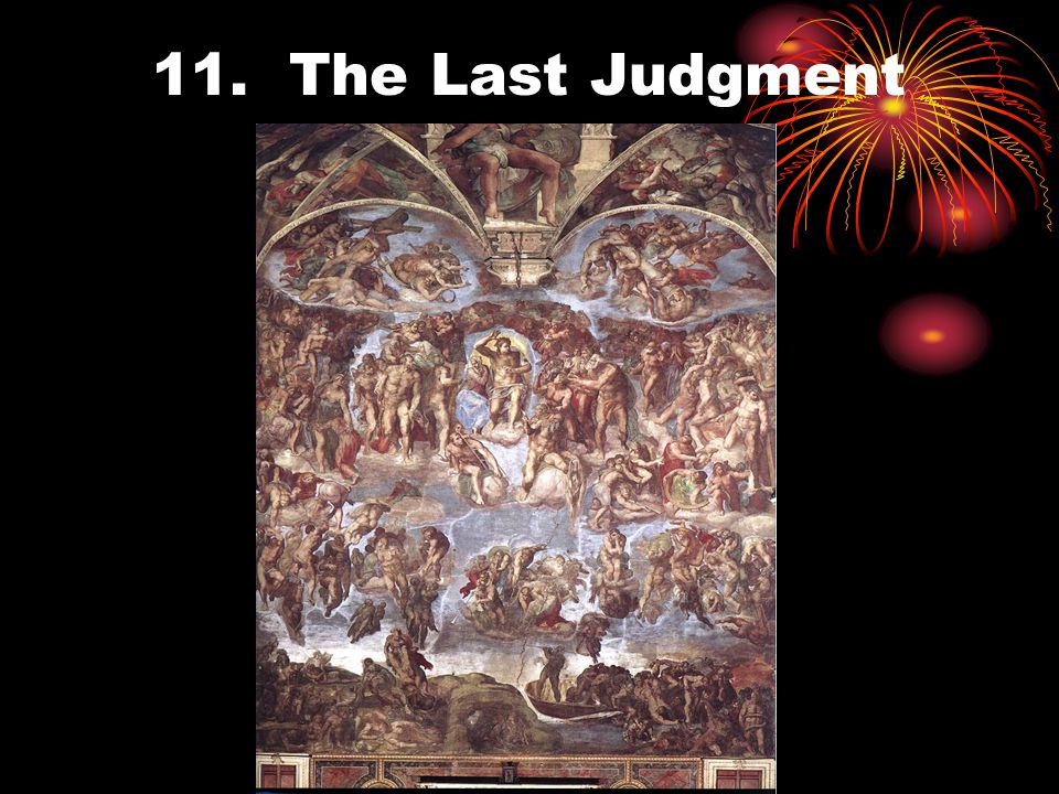 11. The Last Judgment