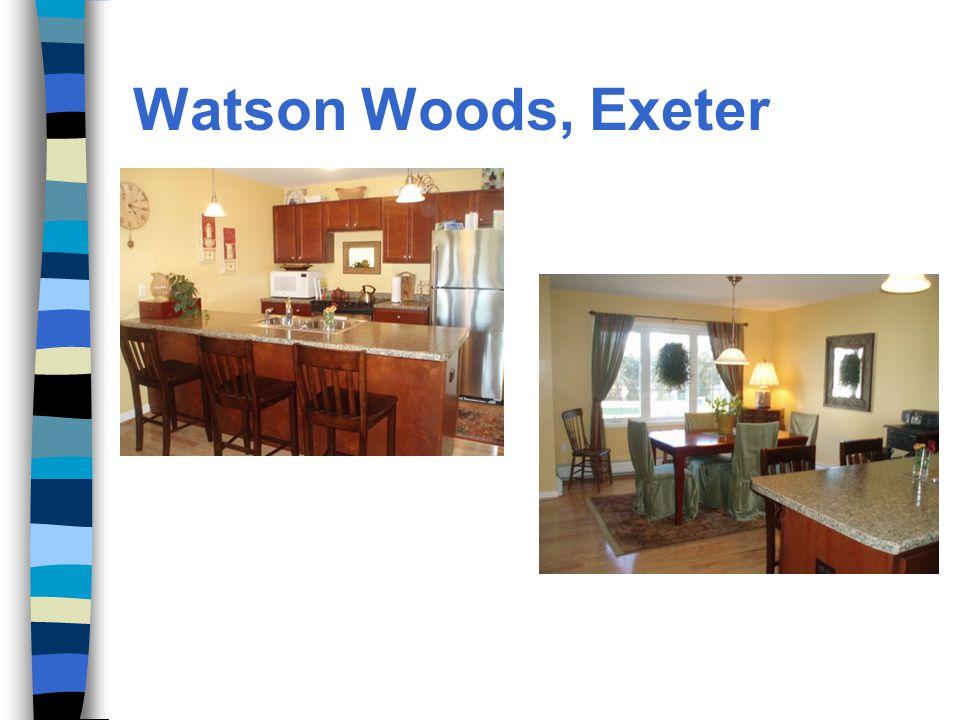 Watson Woods, Exeter