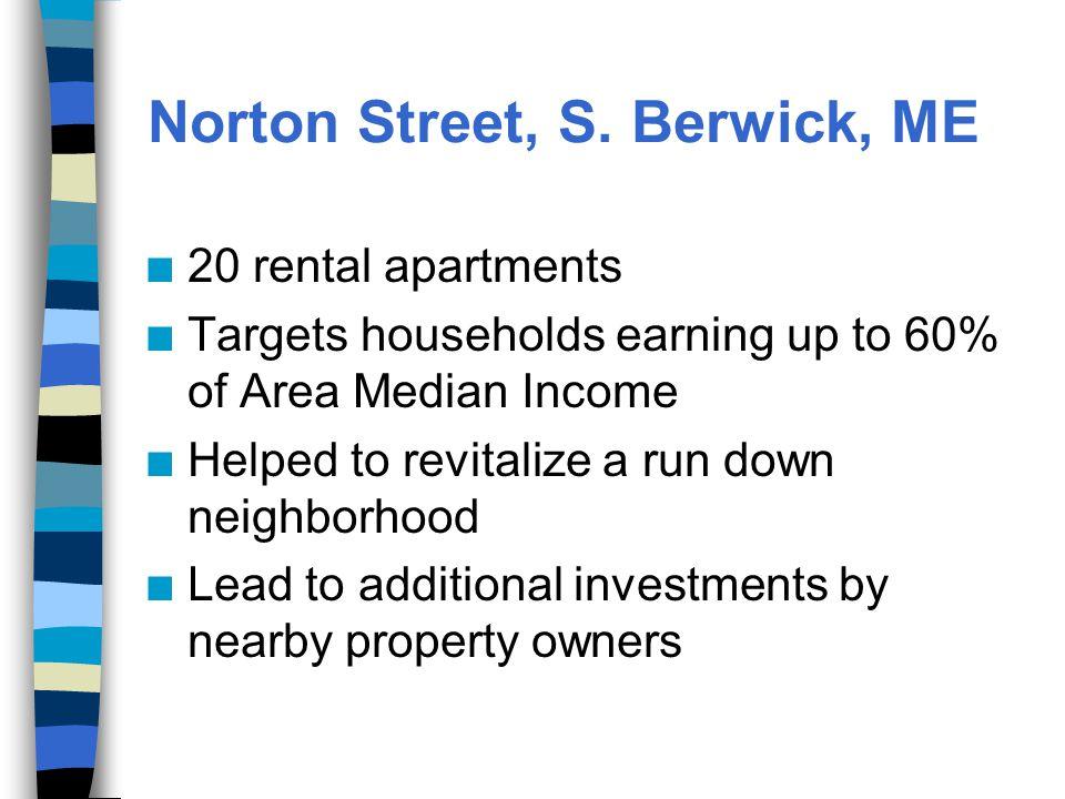 Norton Street, S.