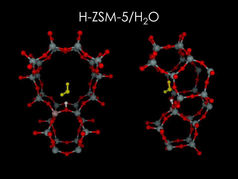 H-ZSM-5/H 2 O
