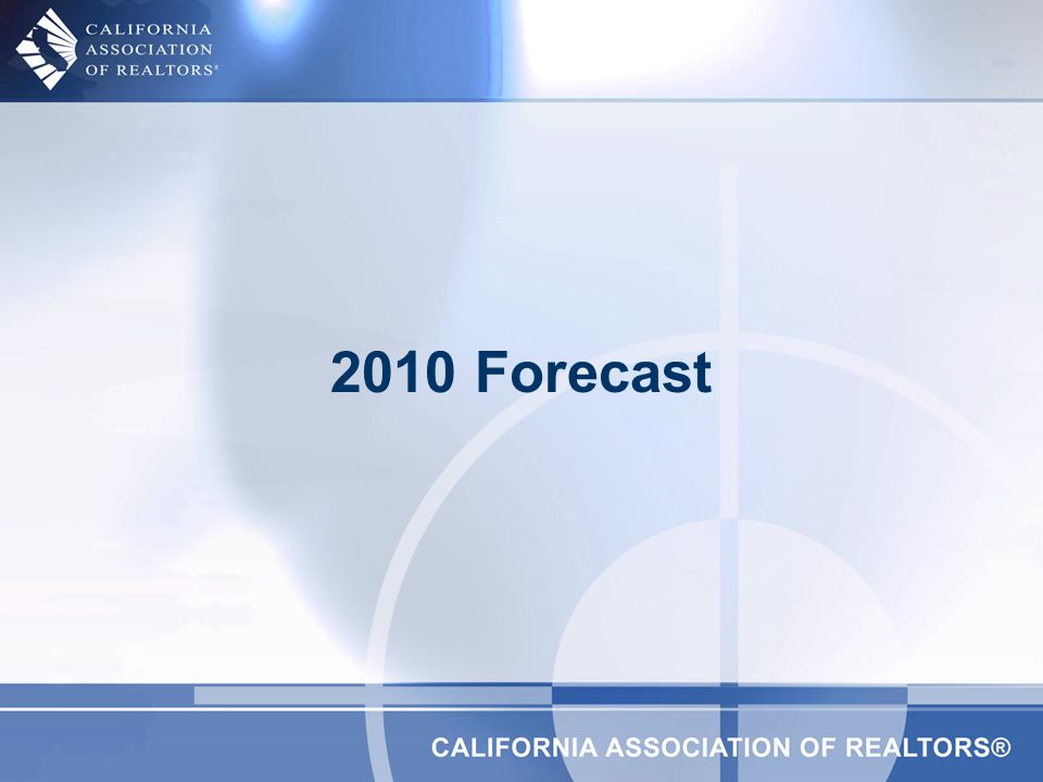 2010 Forecast