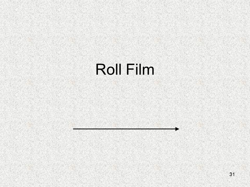 31 Roll Film