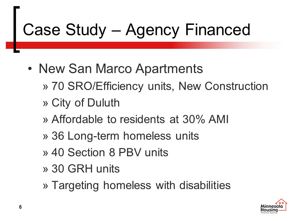 17 Multifamily Resources – 2006 RFP Funding Programs Continued: »Low and Moderate Income Rental Program ▪ 1 st Mortgage, Capital ▪ Acquisition, rehab and new construction »Flexible Financing for Capital Costs ▪ Deferred loan – in conjunction with 1 st mortgage ▪ Acquisition, rehab and new construction