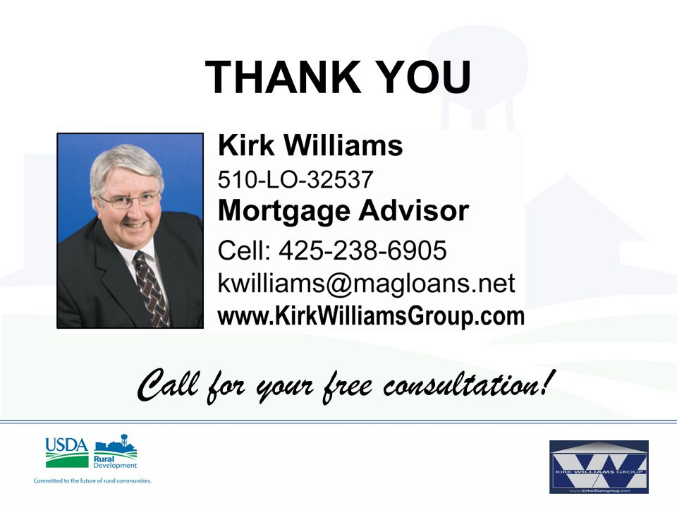 THANK YOU Call for your free consultation!