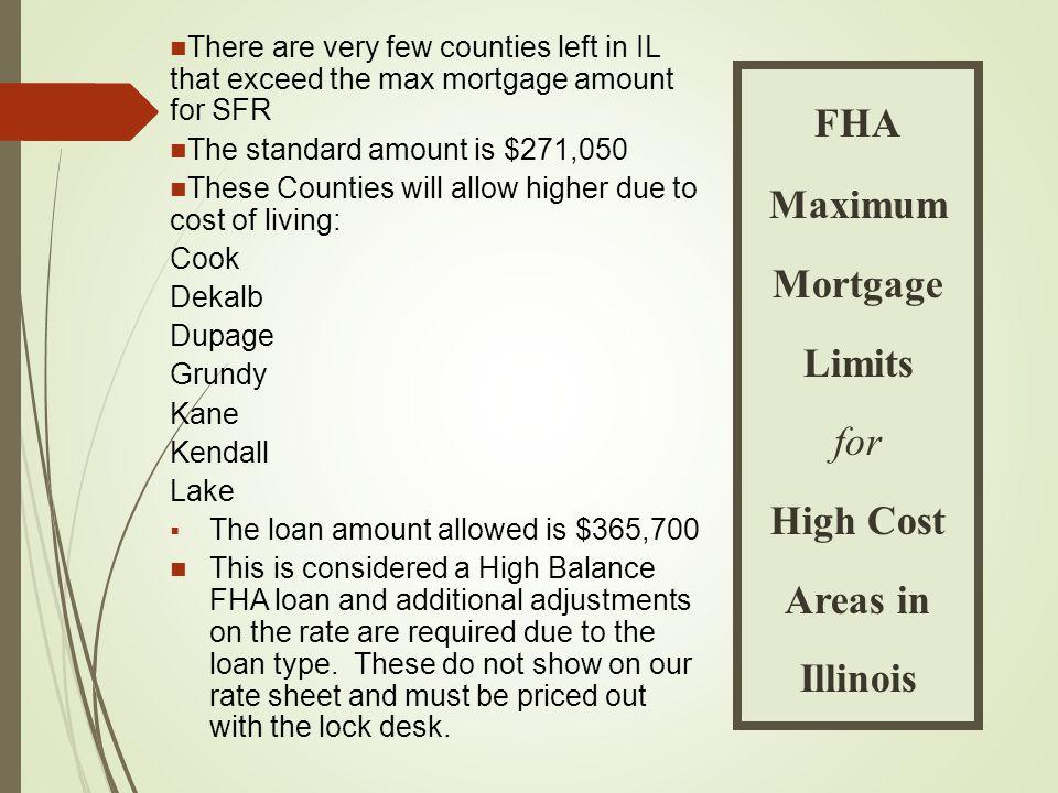 Reasons Why Borrowers use FHA
