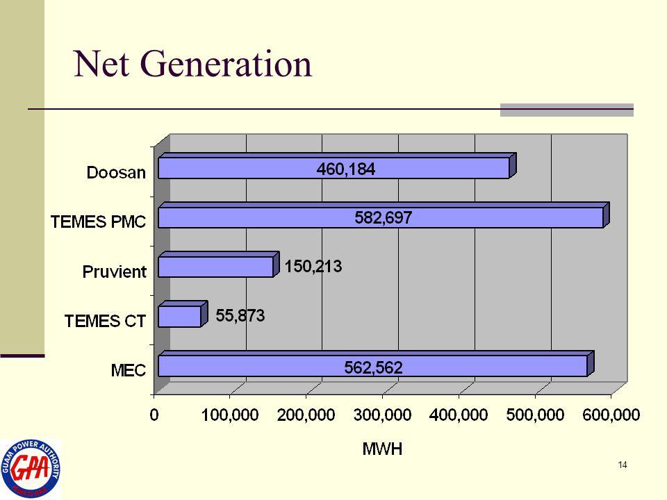14 Net Generation