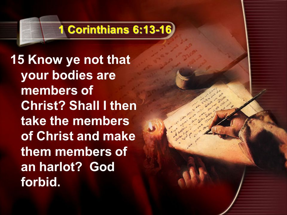 2 Corinthians 6:14-16 16 And what agreement hath the temple of God with idols.