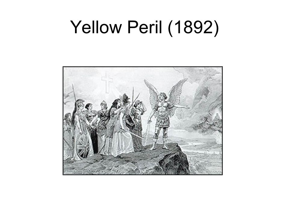 Yellow Peril (1892)