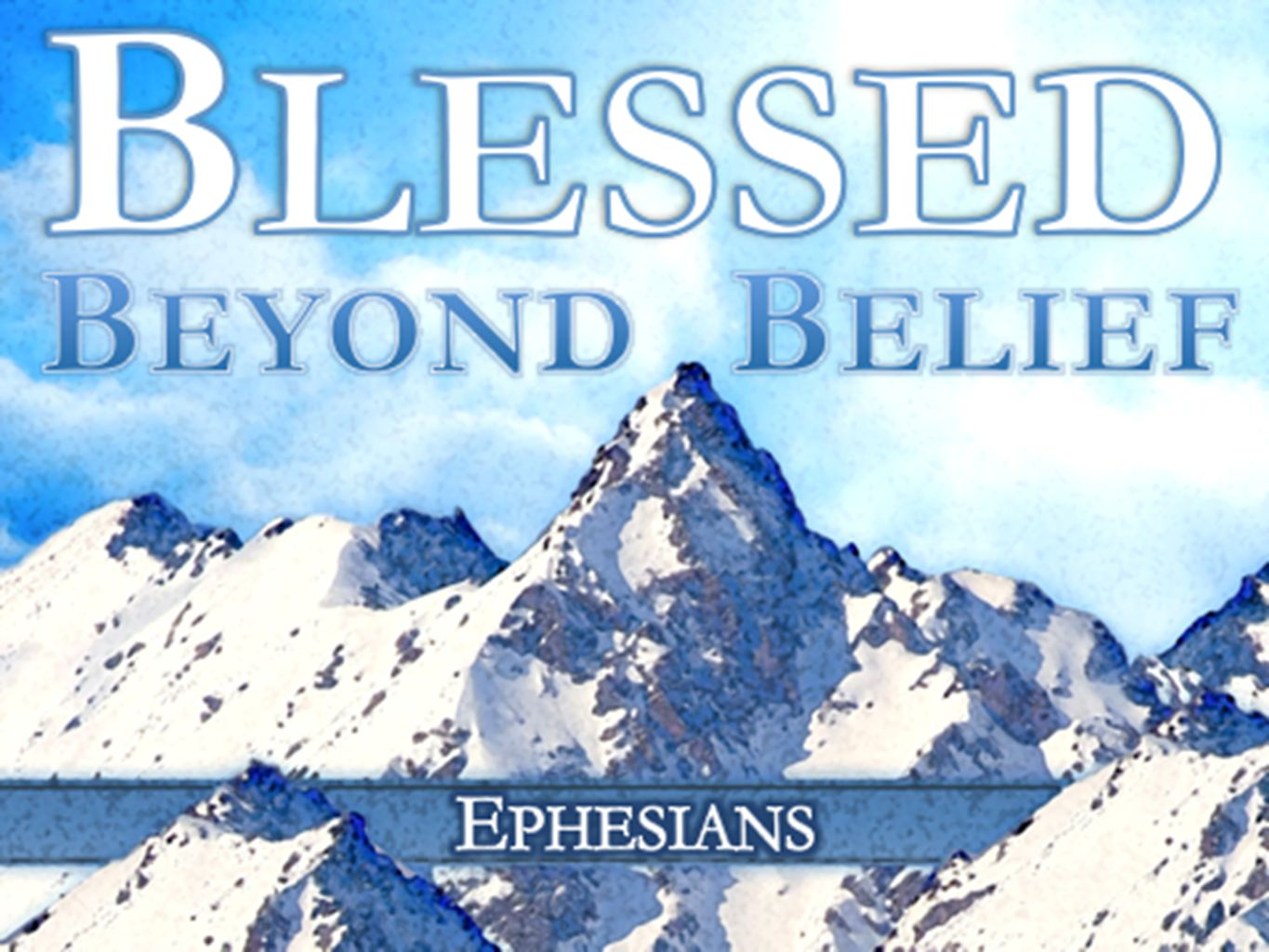Ephesians 2:14-18 The Spiritual Blessing of Peace