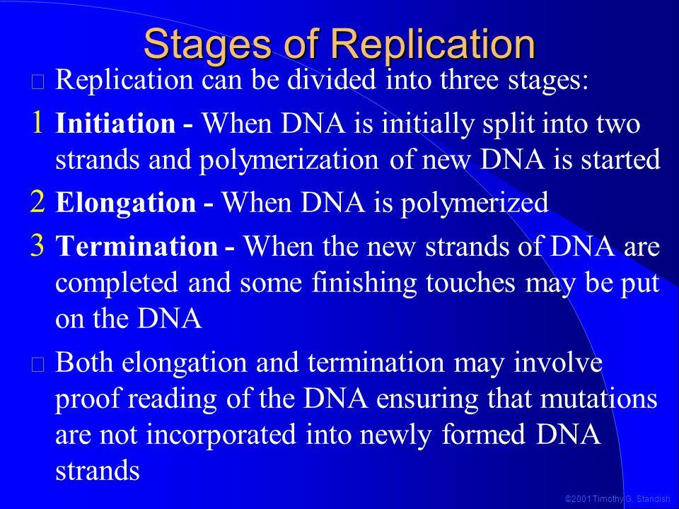 ©2001 Timothy G. Standish 2 Conjugation F - bacteria F plasmid F + bacteria F plasmid Mating Bridge
