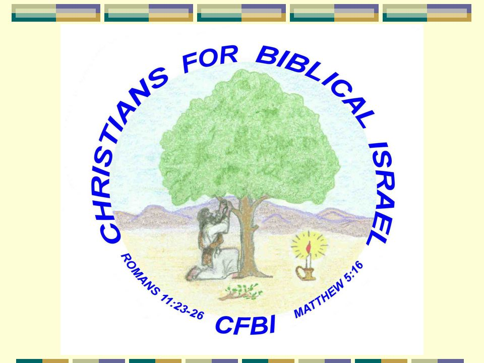 Mission Statement Christians For Biblical Israel's mission is to bring glory to our Father which is in heaven by working to point Israel to her Deliverer and by caring for the poor and the needy.