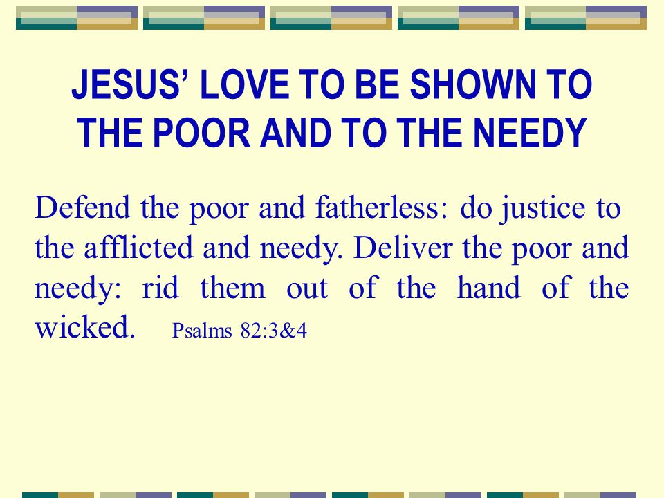 WHAT ARE MY BENEFITS OF SUPPORTING CFBI.I have assurance in God's Word that I will be blessed.