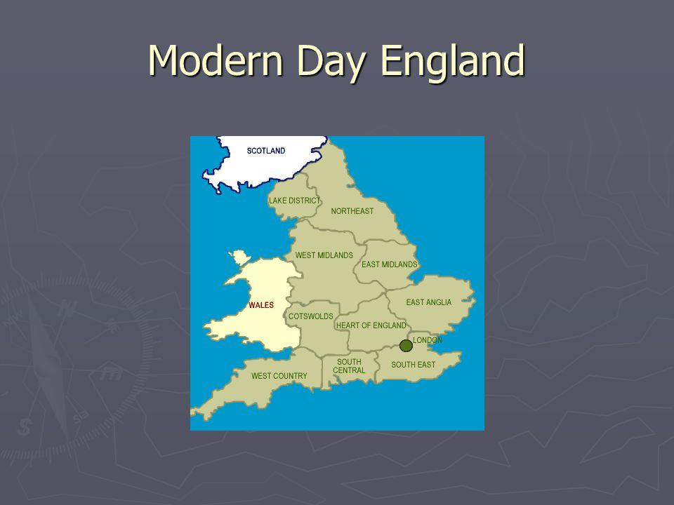Modern Day England