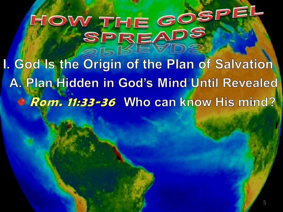 33 O the depth of the riches both of the wisdom and knowledge of God.