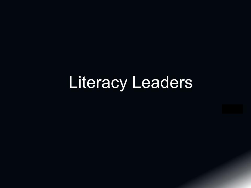Literacy Leaders