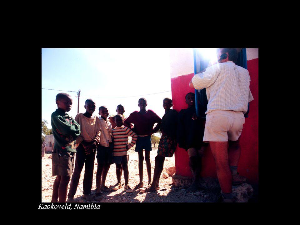 Kaokoveld, Namibia