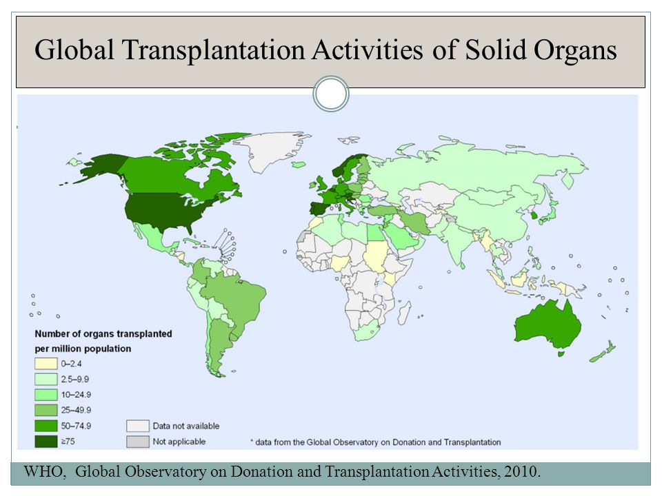 Organ Transplantation: Procedural and Implementation Objectives Create Efficient and Just Organ Transplant Systems at National and International Levels