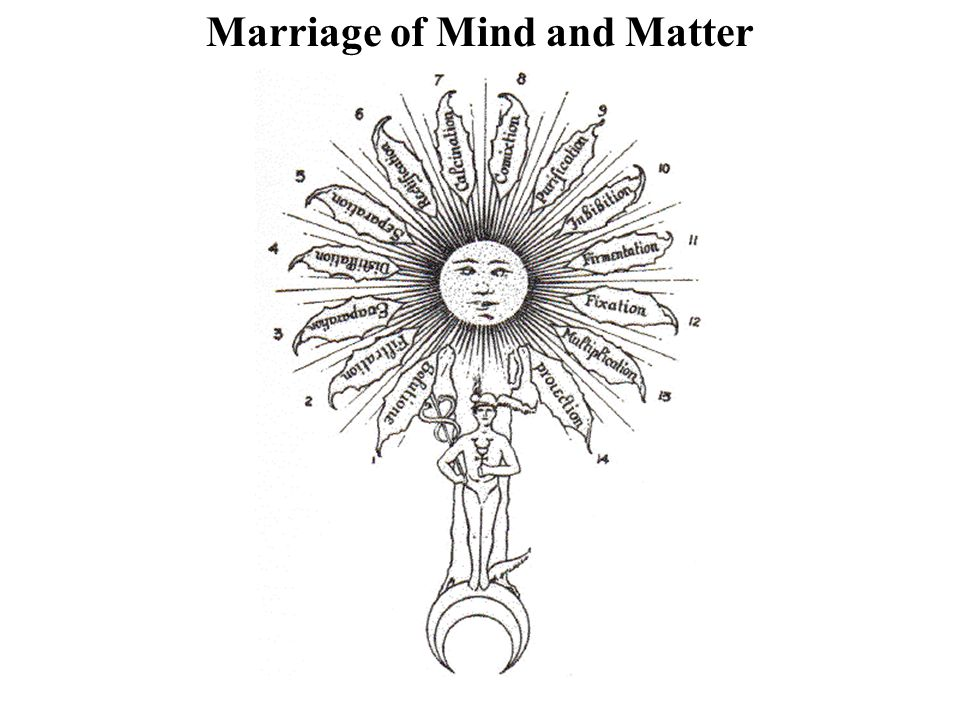Marriage of Mind and Matter