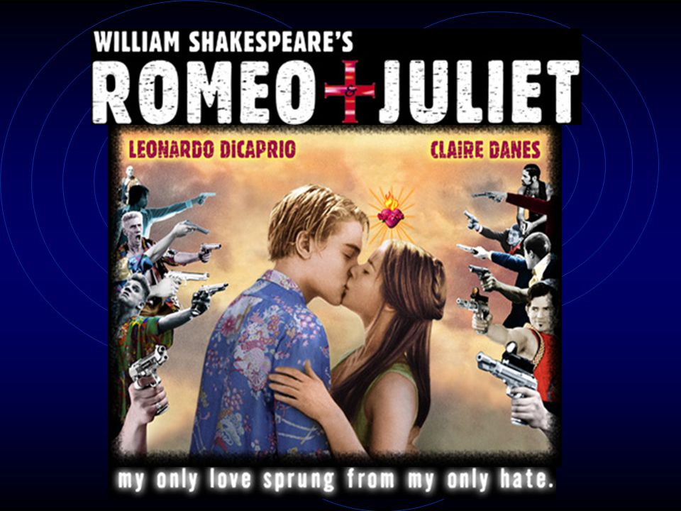 Introduction: Brief discussion of the mood of the film. Watch Act 3 Scene 1 of Romeo and Juliet. Lesson Word level: Recap characters – think of adject