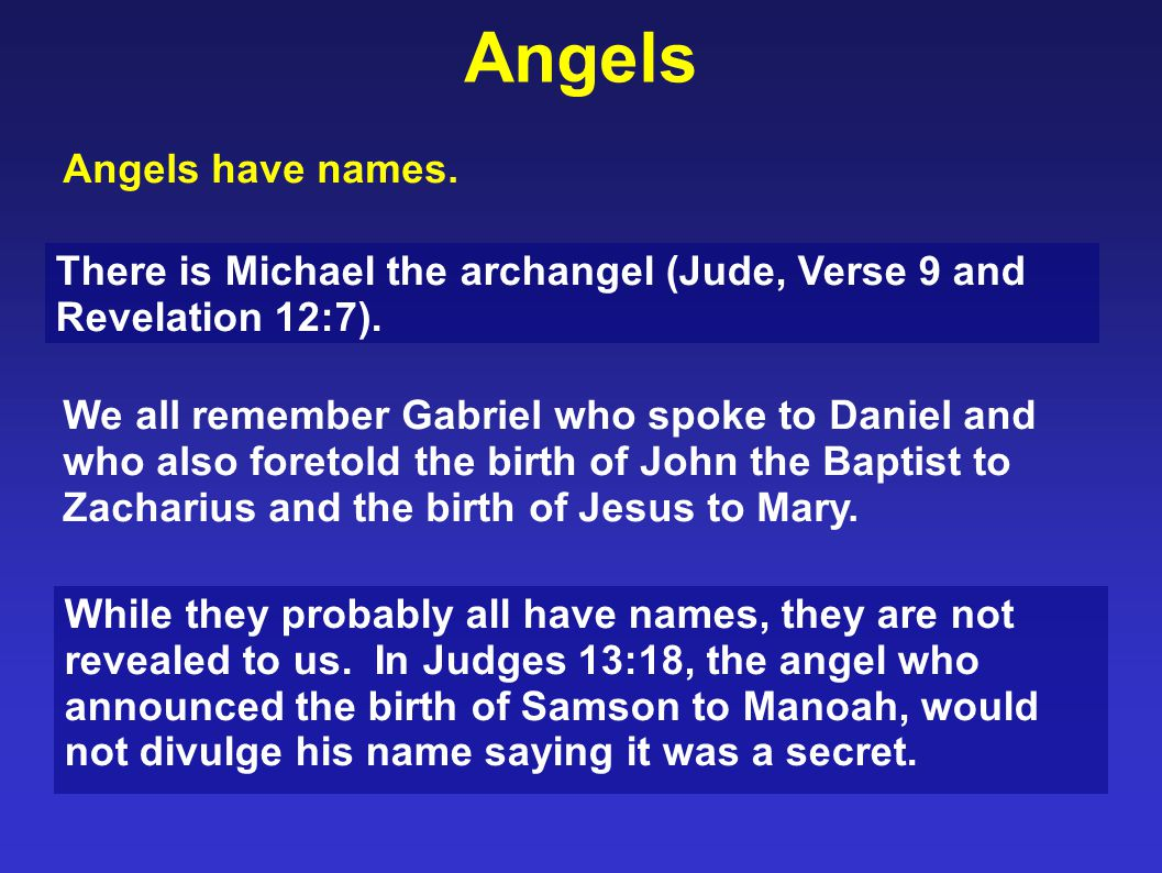 Where did angels come from.Misconception – Angels are those who have preceded us in death.
