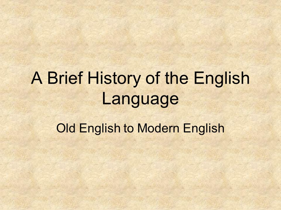 12 Middle English: 1100-1500 It was not until the14th century—300 years later—that English became dominant in Britain again.