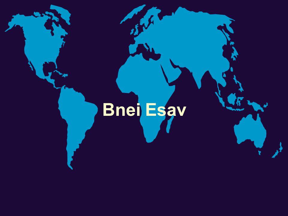 Bnei Esav