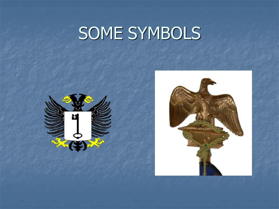 SOME SYMBOLS