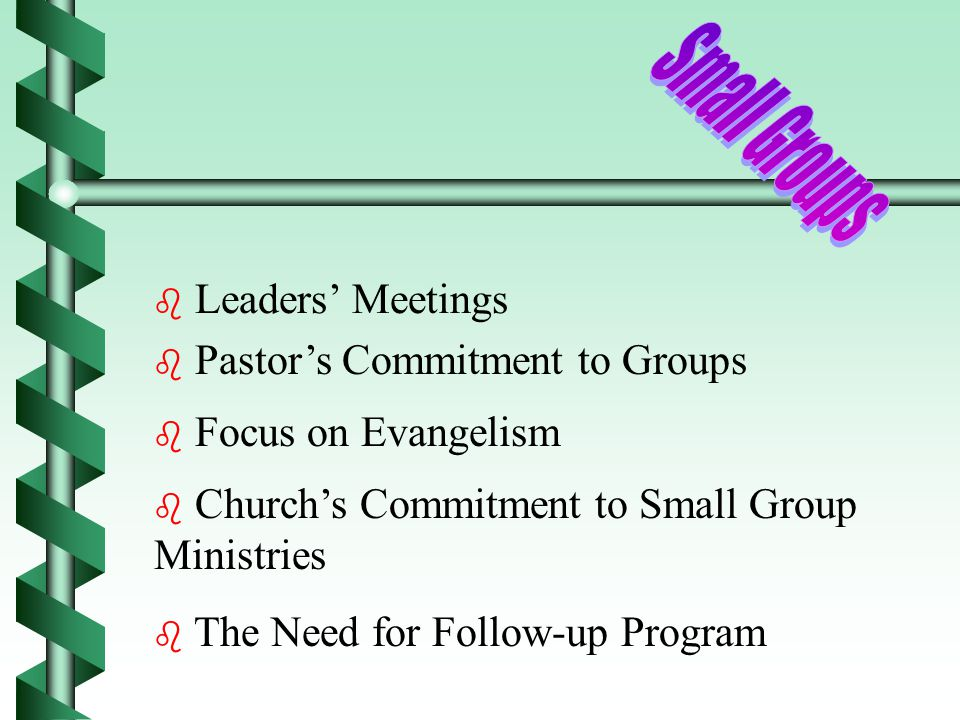  Group Covenant Purpose How long When
