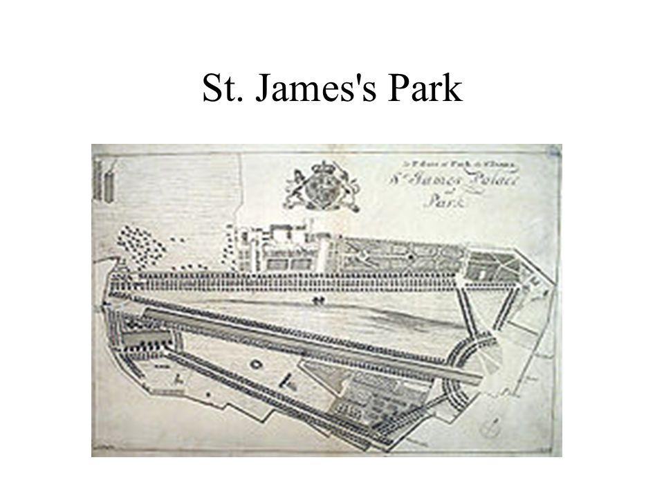 St. James s Park