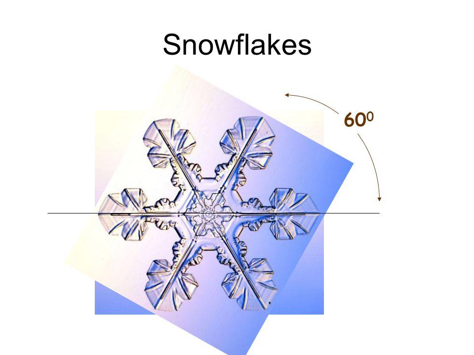 Snowflakes 60 0