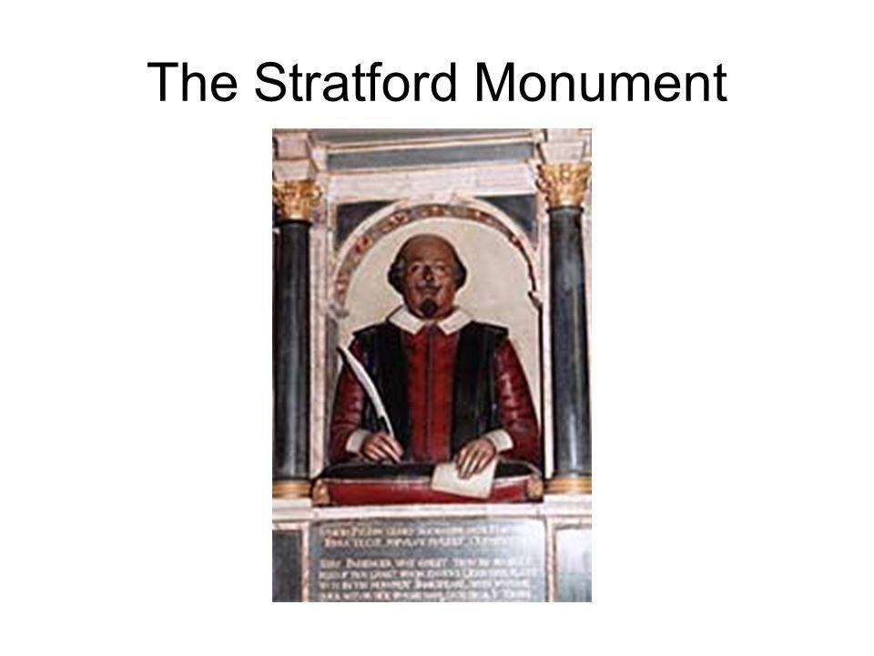 The Stratford Monument