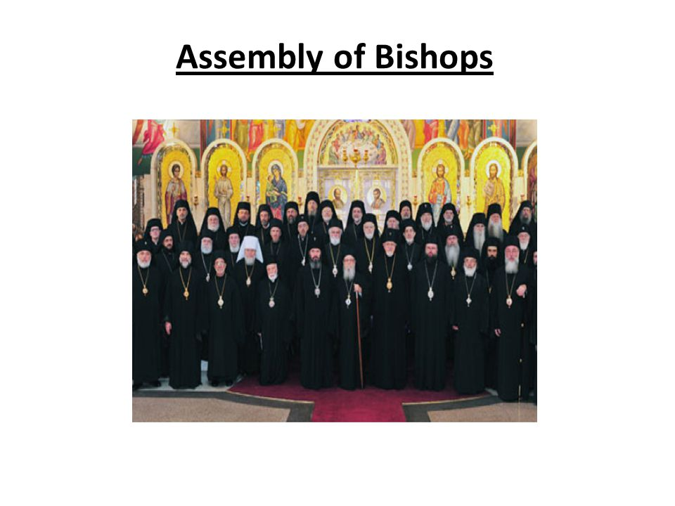 Assembly of Bishops