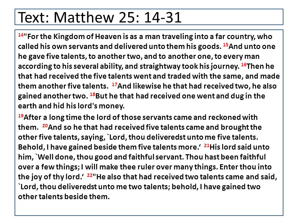 Gods Minimum Financial Standards (1/2) God requires minimum financial standards of finance in marriage for His people.