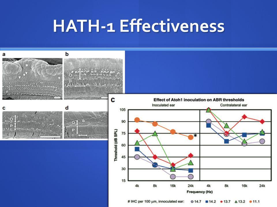 HATH-1 Effectiveness