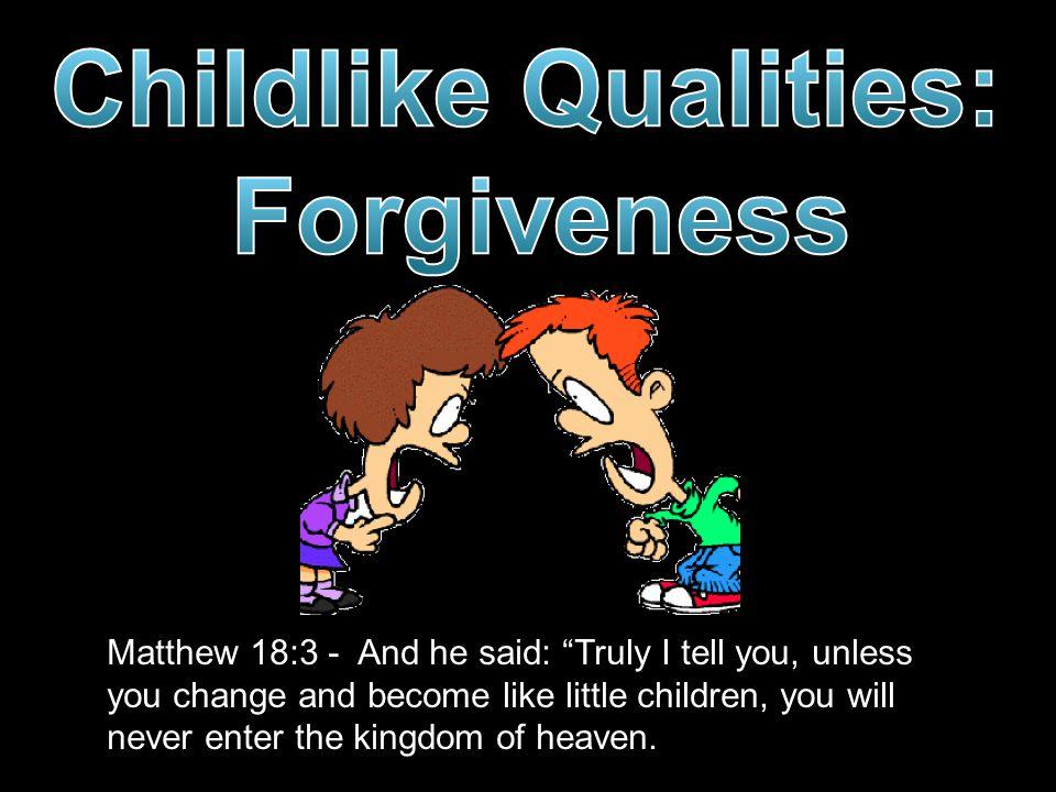 How Do You Forgive .