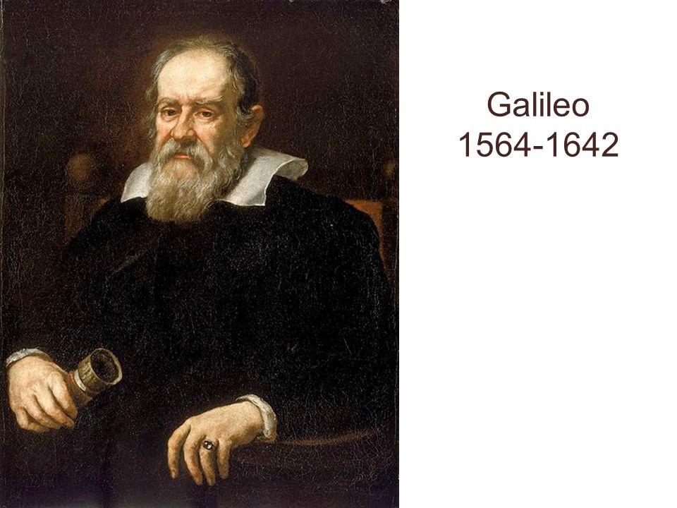 Galileo 1564-1642