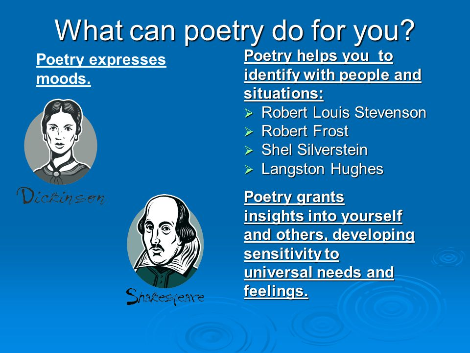 What Is Poetry. Poetry is not easily defined, nor is it easily measured or classified.